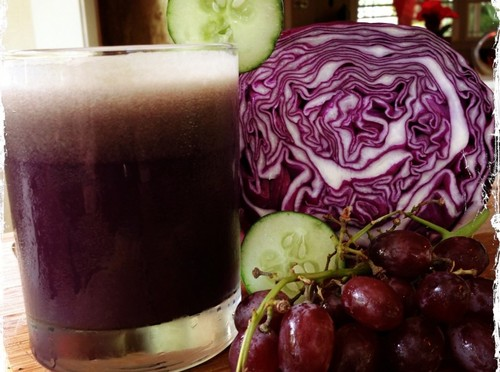 CABBAGE JUICE: THE ANTI-CANCER WONDER!
