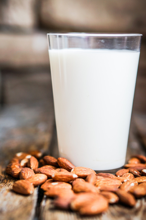 PERFECT ALMOND MILK