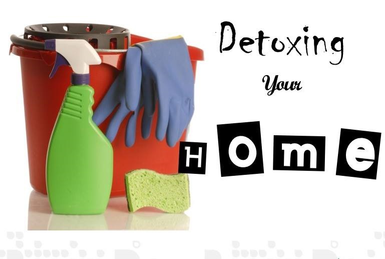 HOW TO NATURALLY DETOX YOUR HOME